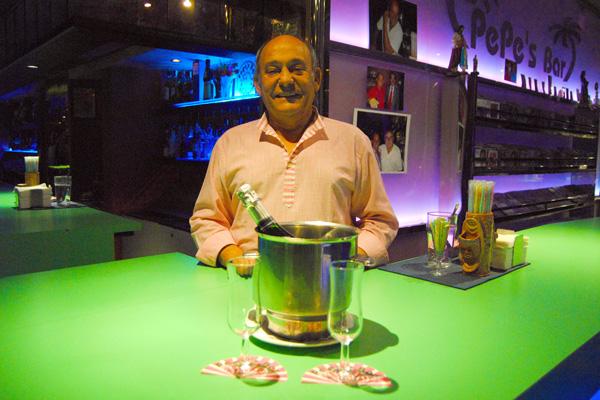 Sorteamos Botella de Cava en Pepes Bar Benidorm