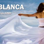 Fiesta Blanca Junio 2015 Pepes Bar Benidorm